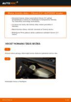 CITROËN lietošanas pamācība pdf