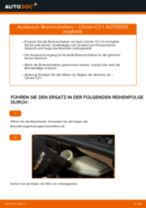 Empfehlungen des Automechanikers zum Wechsel von CITROËN CITROËN C3 I (FC_) 1.4 i Zündkerzen
