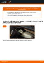 Cómo cambiar: pinza de freno de la parte delantera - Citroen C3 1 | Guía de sustitución