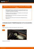 Jak wymienić Tuleja drążka stabilizatora Audi A4 B5 - instrukcje online