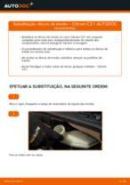 Como mudar e ajustar Discos de freio Discos de freio: guia pdf gratuito