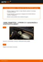 A Fékdob cseréjének barkácsolási útmutatója a ALFA ROMEO 159-on 2011