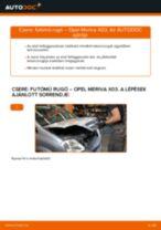 A Axiális Csukló Vezetőkar cseréjének barkácsolási útmutatója a SKODA OCTAVIA-on 2020