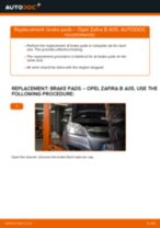 Online manual on changing Deflection / Guide Pulley, timing belt yourself on Toyota RAV4 III