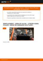 Manuel d'atelier Citroen Xsara Break pdf