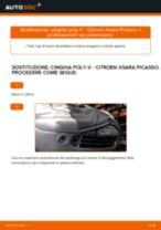 Manuale d'officina per Citroën Berlingo M online