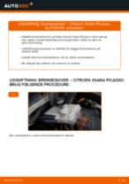 Instruktionsbog CITROËN BERLINGO