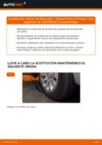 PDF manual sobre mantenimiento BERLINGO