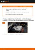 Dielňa príručka pre Citroen Berlingo mk2