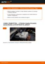 CITROËN javítási kézikönyv pdf