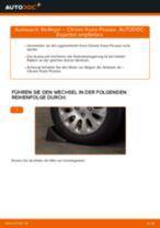 Tipps von Automechanikern zum Wechsel von CITROËN Citroen Xsara Picasso 1.6 HDi Keilrippenriemen