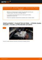 Notre guide PDF gratuit vous aidera à résoudre vos problèmes de CITROËN Citroen Xsara Picasso 1.6 HDi Biellette De Barre Stabilisatrice