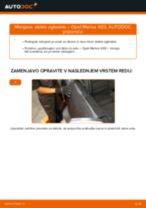 Menjava Komplet (kit) zobatega jermena BMW naredi sam - navodila pdf na spletu