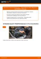 Jak wymienić klocki hamulcowe tył w Opel Meriva X03 - poradnik naprawy