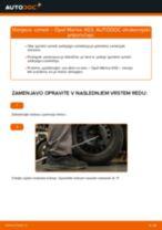 Priročnik za OPEL pdf