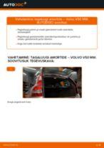 VOLVO hooldus - juhend pdf