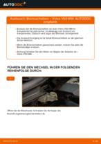 Ratschläge des Automechanikers zum Austausch von VOLVO Volvo v50 mw 1.6 D Ölfilter