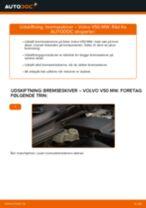 Vedligeholdelse VOLVO manualer pdf