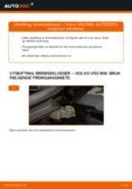 PDF med trinn for trinn-veiledning for bytte av Ford C Max DM2 Dynamo