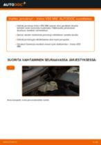 Automekaanikon suositukset VOLVO Volvo v50 mw 1.6 D -auton Jousi-osien vaihdosta