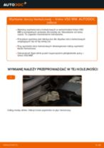 Kiedy wymienić Tarcze hamulcowe VOLVO V50 (MW): pdf poradnik