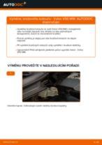 Doporučení od automechaniků k výměně VOLVO Volvo v50 mw 1.6 D Brzdovy kotouc