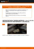 Πώς αλλαγη και ρυθμιζω Τακάκια Φρένων πίσω και εμπρος: δωρεάν οδηγίες pdf
