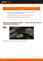 Navodila za vzdrževanje VOLVO pdf