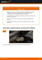 Recomendações do mecânico de automóveis sobre a substituição de VOLVO Volvo v50 mw 1.6 D Molas