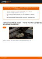 Aanbevelingen van de automonteur voor het vervangen van VOLVO Volvo v50 mw 1.6 D Brandstoffilter