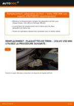 Manuel en ligne pour changer vous-même de Moyeux de roue sur VW Golf V