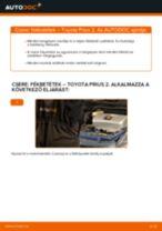 Lépésről-lépésre PDF-útmutató - Skoda Octavia 1z3 Axiális Csukló Vezetőkar csere