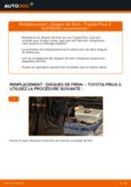 Changer Chapeau d'allumeur ISUZU à domicile - manuel pdf en ligne