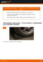 MAZDA Gloeilamp Koplamp veranderen doe het zelf - online handleiding pdf