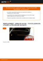 Tutoriel PDF étape par étape sur le changement de Coupelle d'Amortisseur sur Skoda Felicia 1