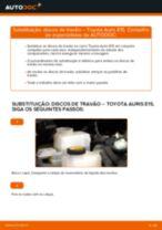Recomendações do mecânico de automóveis sobre a substituição de TOYOTA Toyota Auris e15 2.0 D-4D (ADE150_) Amortecedor