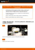 BMW Kézifékkötél cseréje csináld-magad - online útmutató pdf
