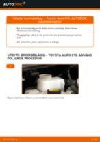 Ägarmanual TOYOTA pdf