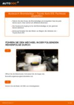 TOYOTA Wartungsanweisung PDF