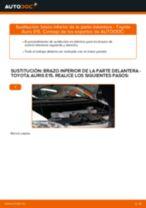 Opel Kadett E CC 1990 manual de solución de problemas
