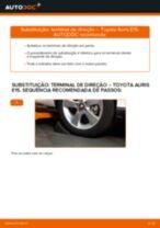 Recomendações do mecânico de automóveis sobre a substituição de TOYOTA Toyota Auris e15 2.0 D-4D (ADE150_) Rolamento da Roda
