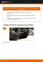 Doporučení od automechaniků k výměně CITROËN CITROËN C1 (PM_, PN_) 1.4 HDi Brzdové Destičky
