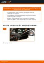 Manual de serviço CITROËN C1
