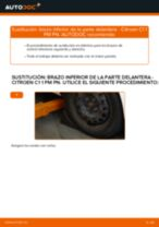 Manual de instrucciones CITROËN C1