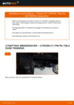 Bytte Viskerblader bak og foran MG gjør-det-selv - manualer pdf på nett