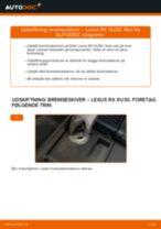 Hvordan skifter man Bagbrosbøsning Seat Ibiza 6j Stationcar - manual online
