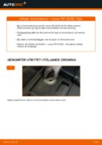 Byta Kupeluftfilter i AUDI Q7 – tips och tricks