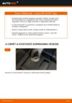MERCEDES-BENZ benzin Befecskendező szelep cseréje csináld-magad - online útmutató pdf