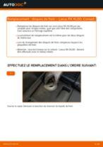 Revue technique Lexus RX MCU15 pdf gratuit