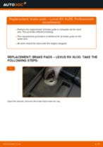Step by step PDF-tutorial on Anti Roll Bar Bushes BMW Z4 e85 replacement